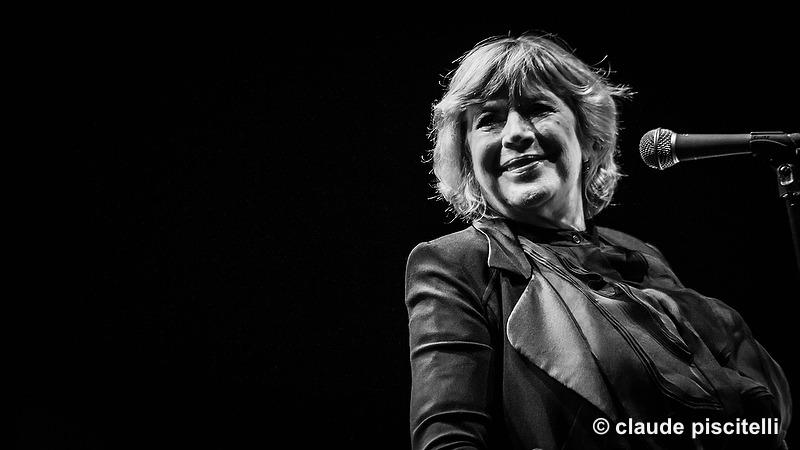 Marianne Faithfull Rockhal 12.10.2014