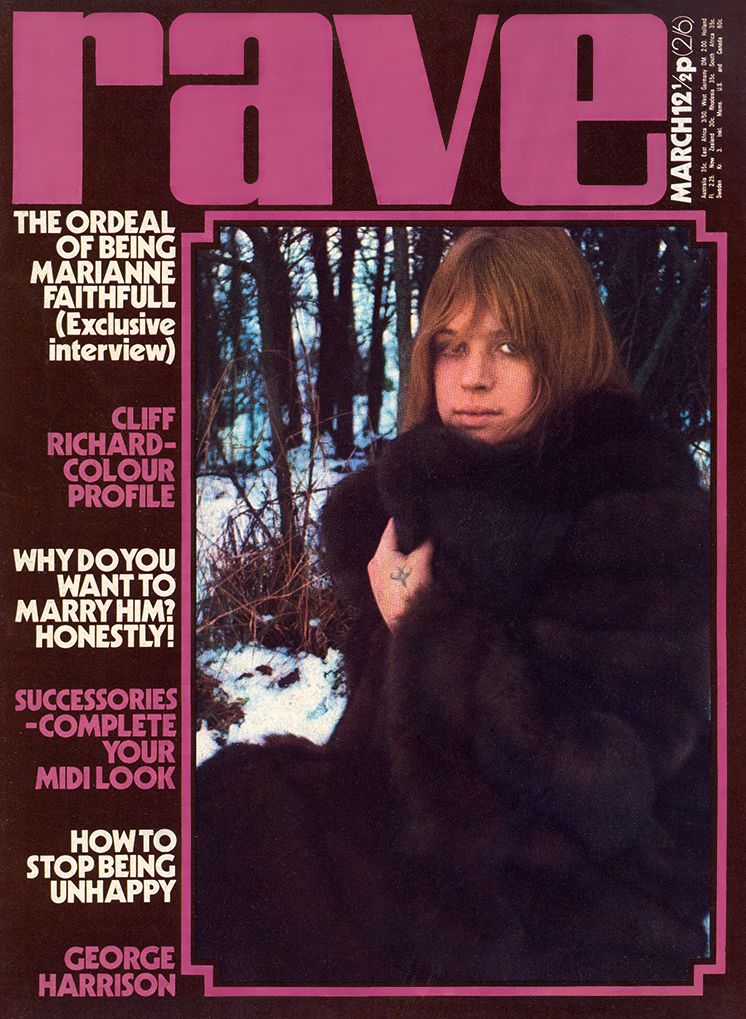 Rave Magazine March 1971
