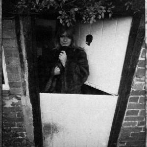 Marianne Faithfull by Terry O'Neill ca. 1971